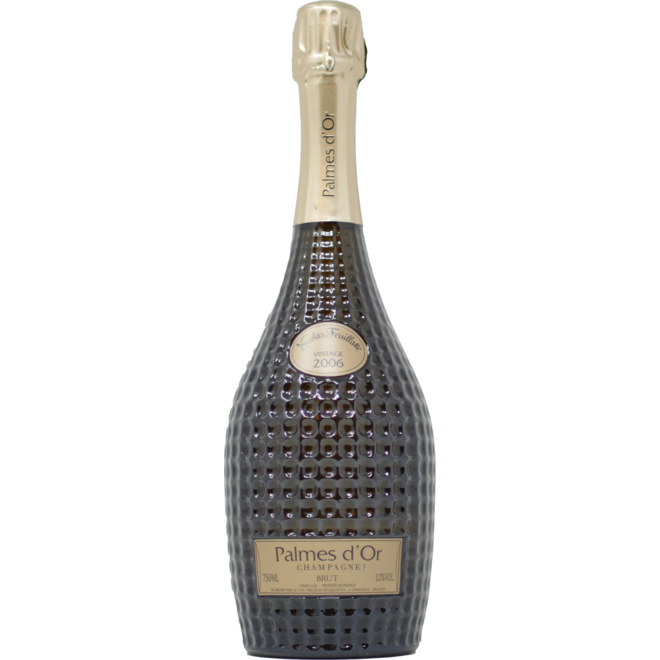 """2006 Nicolas Feuillate """"Palmes D'Or Grand Cuvee"""" Brut - Champagne, France"""