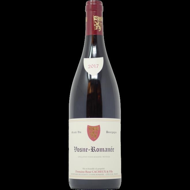 2017 Rene Cacheux Vosne-Romanee