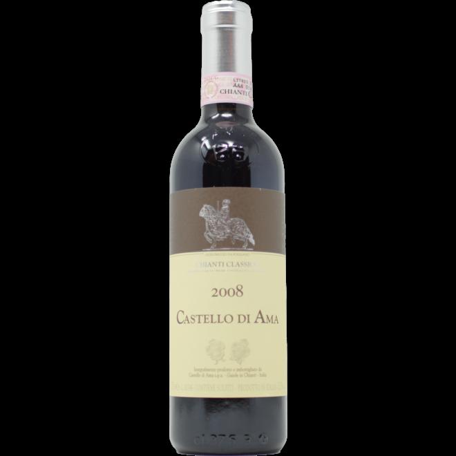 2008 Castello di Ama Chianti Classico Riserva DOCG - Tuscany, Italy (375 mL Half Bottle)