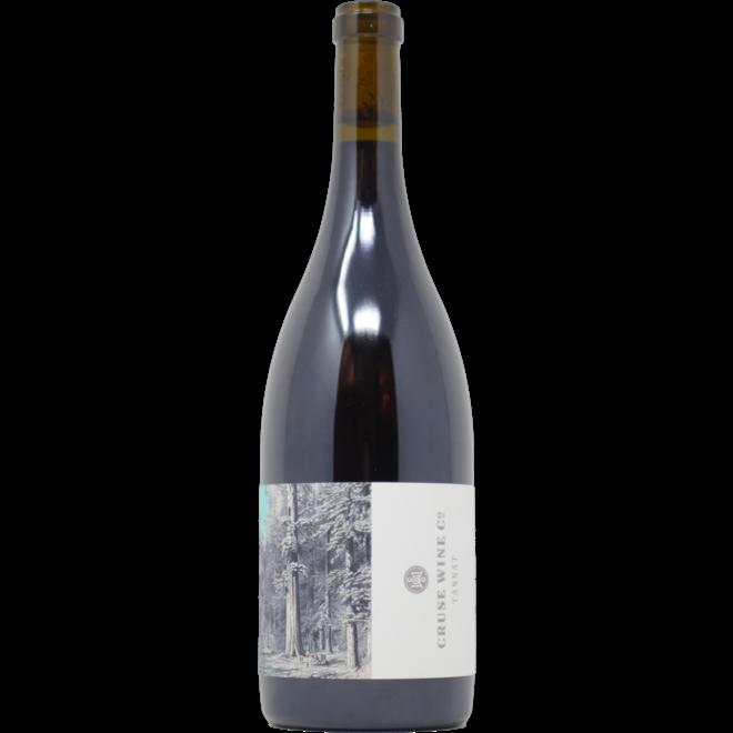 """2018 Cruse Wine Co Tannat """"Alder Springs"""", California"""