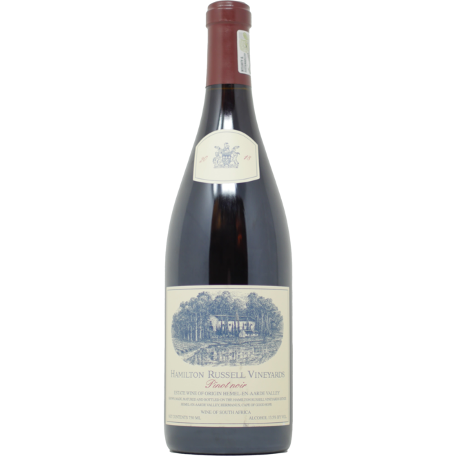 2018 Hamilton Russell Pinot Noir