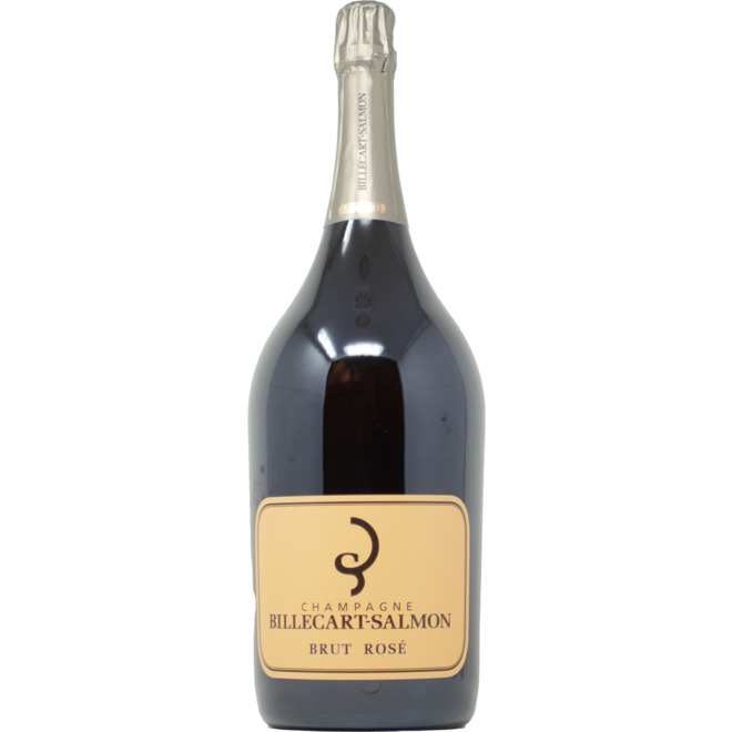 NV Billecart Salmon Rose JEROBOAM 3L
