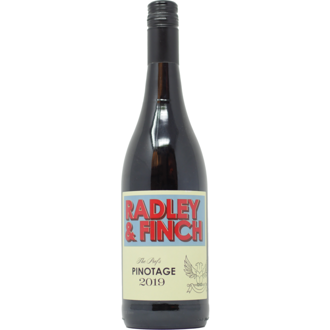 2019 Radley & Finch Pinotage - Western Cape, South Africa