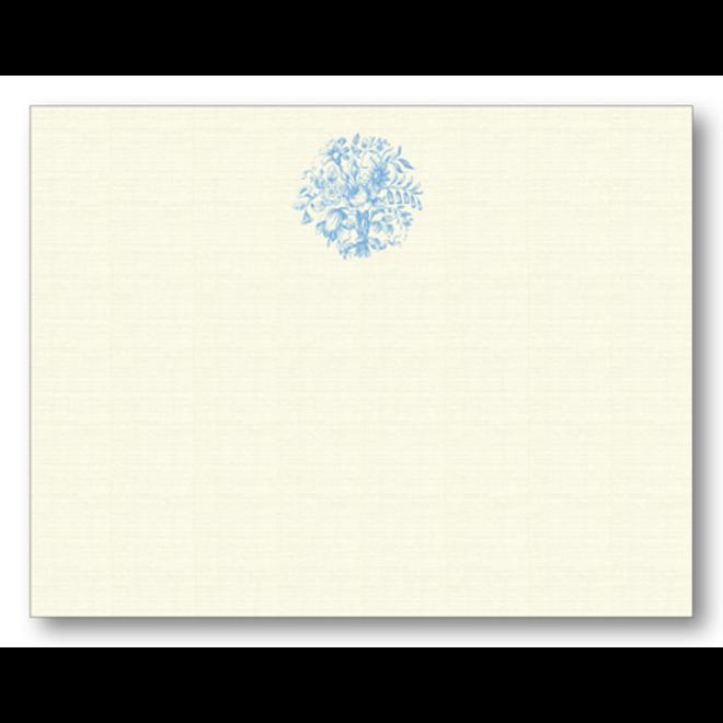 Maison de Papier Floral Bouquet Flat Card