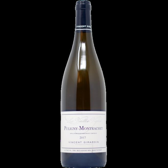 2017 Domaine Vincent Girardin Puligny-Montrachet VV - Burgundy, France