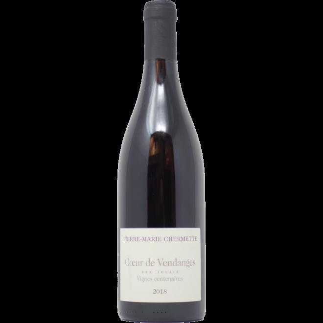 2018 Pierre-Marie Chermette Coeur de Vendanges, Vignes Centenaire - Beaujolais, France