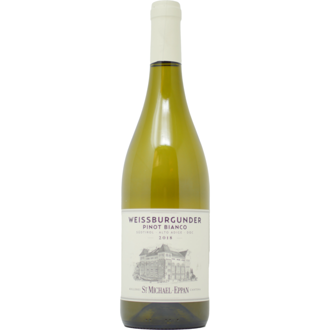 2018 St Michael-Eppan Pinot Bianco, Alto Adige, Italy