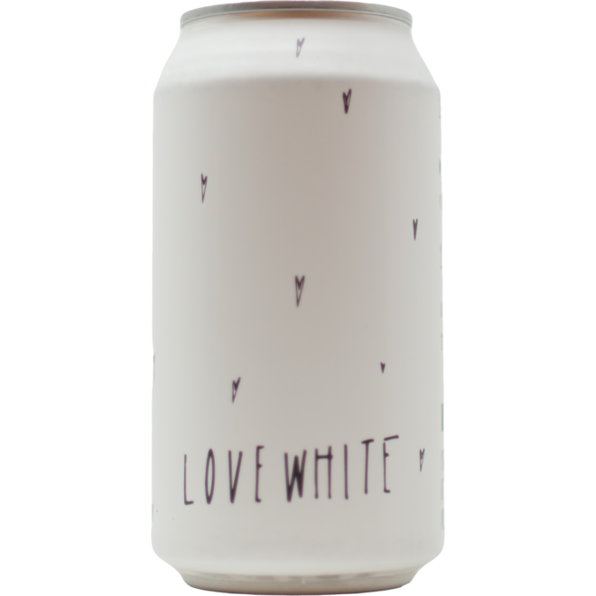 2018 Broc Cellars Love White Can, Individual 355ml (can format)