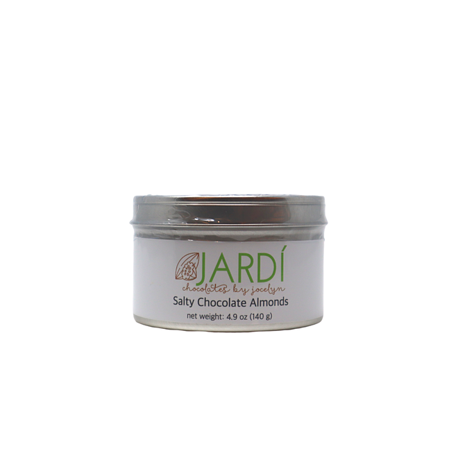 Jardi Salty Chocolate Almonds