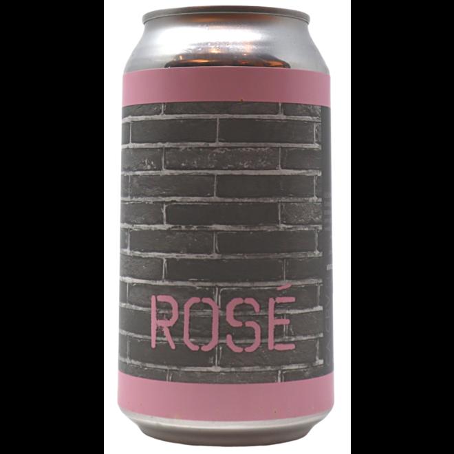 2018 Brick & Mortar Rosé Can, Individual 355ml (can format)