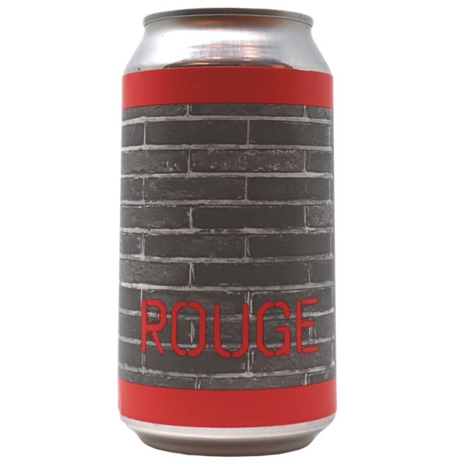 2018 Brick & Mortar Red Can - California, USA, Individual 355ml (can format)