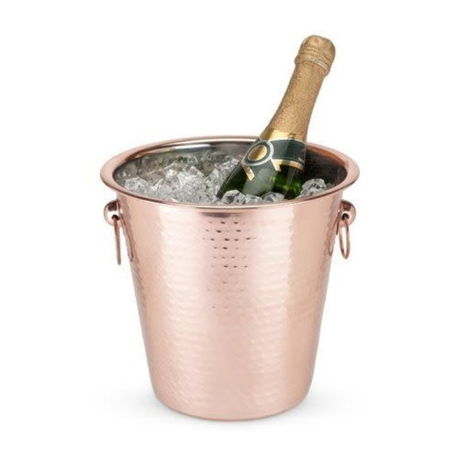 Old Kentucky Home™ Hammered Copper Ice Bucket (not chiller)