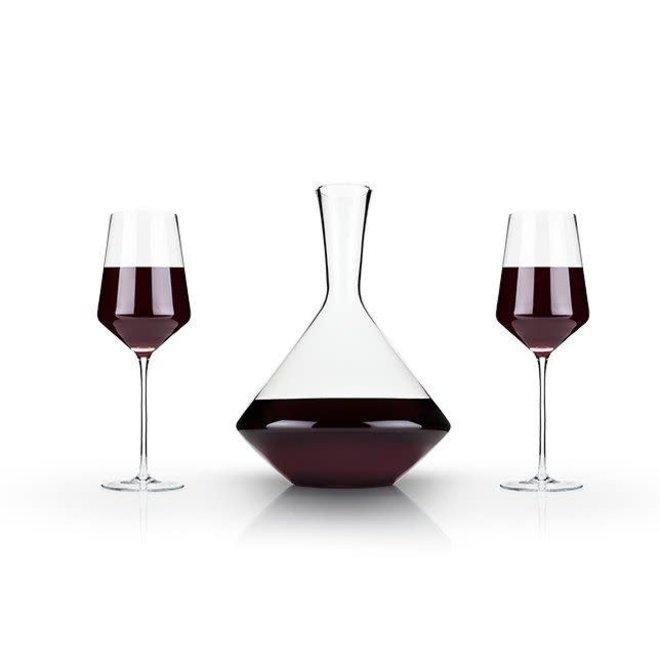 Viski Bordeaux Gift Set (decanter and glasses)