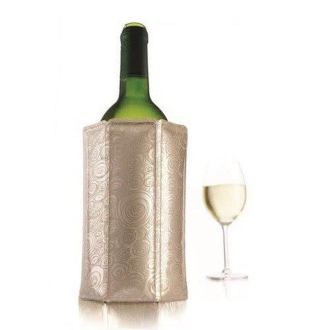 VacuVin Active Wine Chiller - Platinum