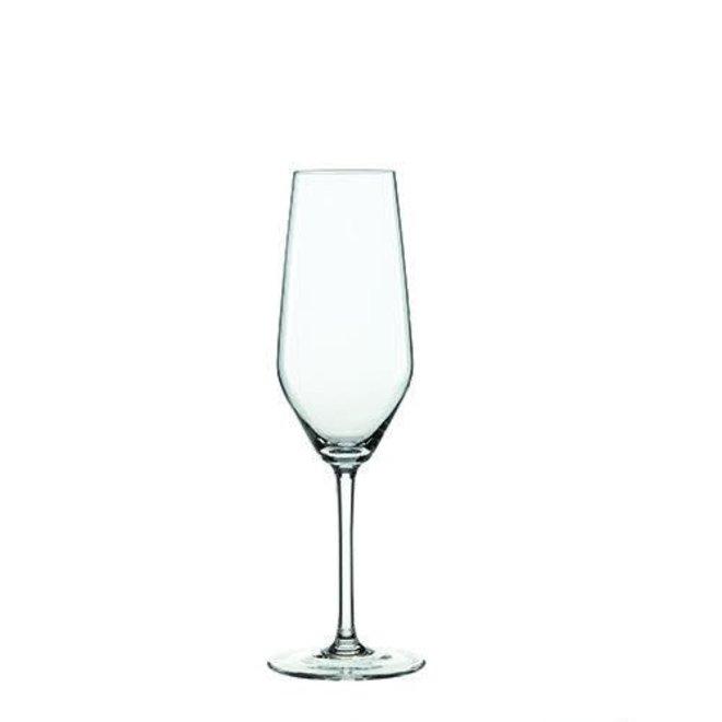 Spiegelau Style 8.5 oz champagne flute (set of 4)