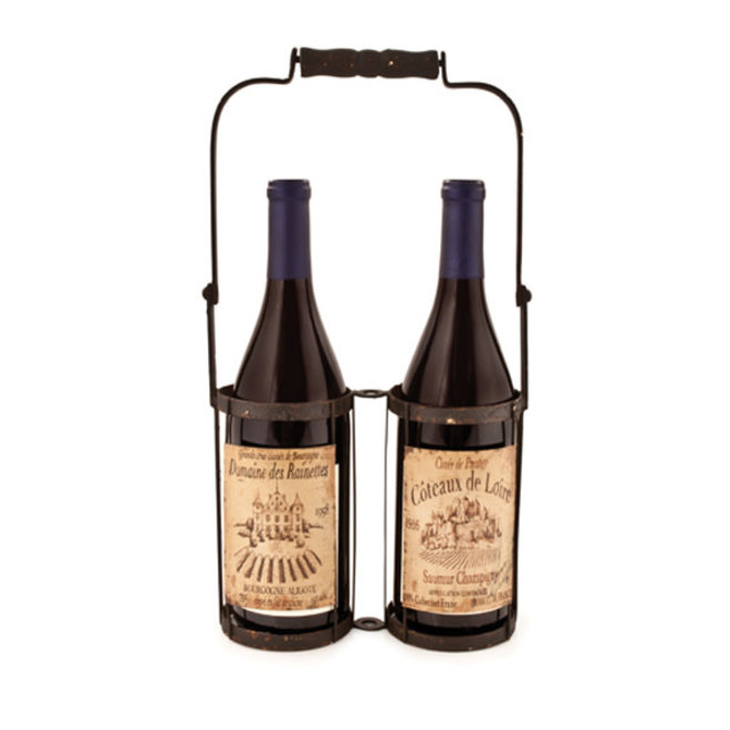 Chateau Vintage bottle Carrier