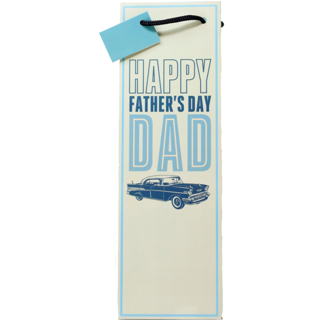 Old Fashion Car Father's Day Bag