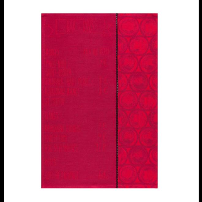 La Carte Tannin Tea Towel