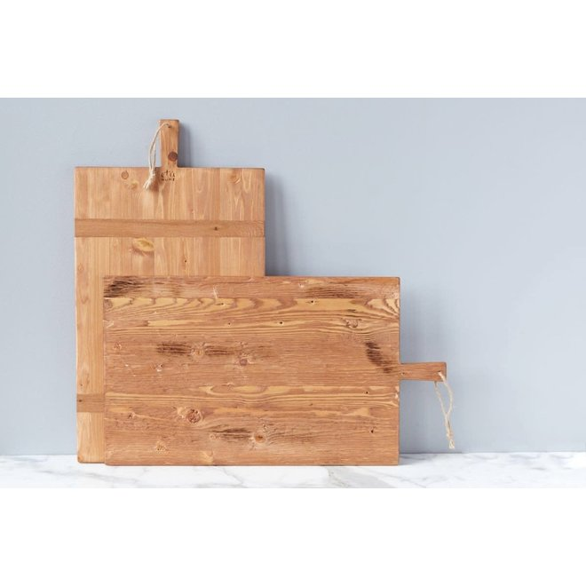 Beech Rectangle Pizza Board Large