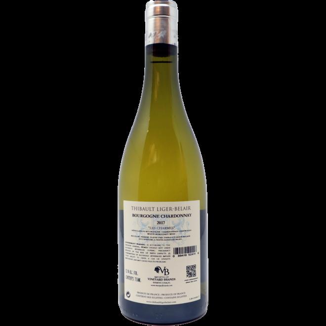 """2017 Domaine Liger-Belair Bourgogne Blanc """"Les Charmes"""", France"""