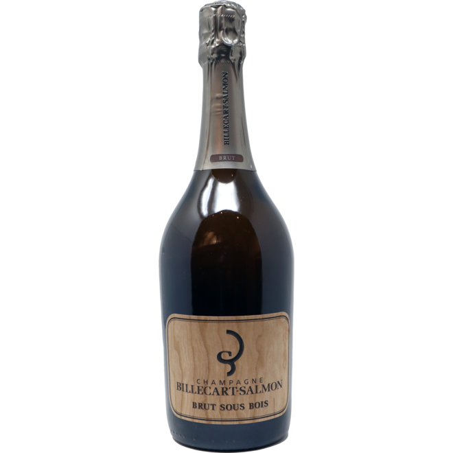 NV Billecart-Salmon Sous Bois Brut, Champagne, France