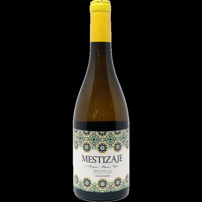 2018 Bodegas Mustiguillo, Mestizaje Blanco, Vin de España IGP, Spain