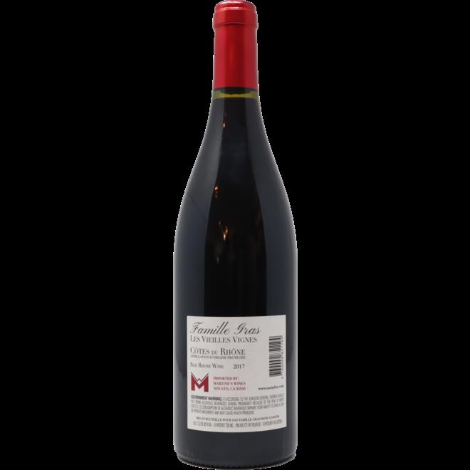 """2017 Famille Gras """"Santa Duc Vieilles Vignes"""", Côtes du Rhône , Rhône Valley, France"""