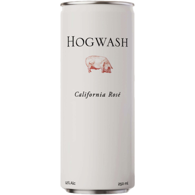 Hogwash Rosé Single, California