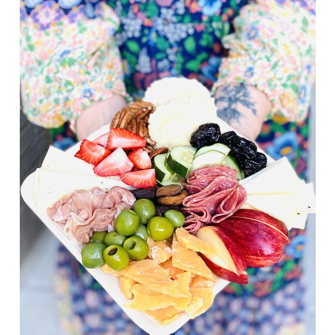 Gourmet Cheese & Charcuterie Platter for 1-2