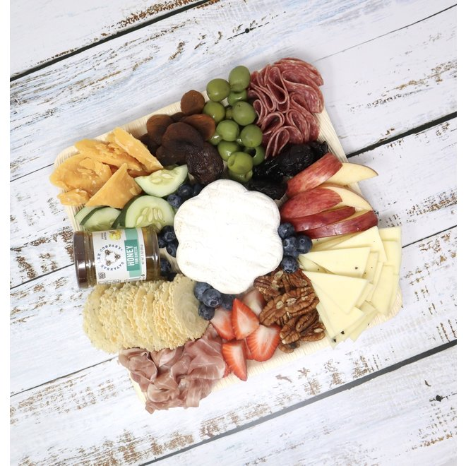 Gourmet Cheese & Charcuterie Platter for 2-4 people