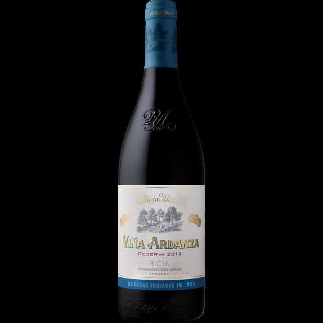 """2012 La Rioja Alta """"Vina Ardanza"""" Reserva, Rioja, Spain"""
