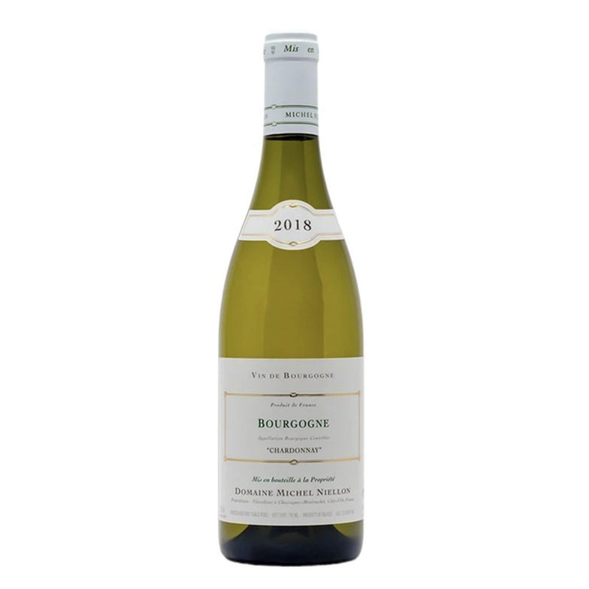 2018 Domaine Michel Niellon, Bourgogne Blanc, Burgundy, France