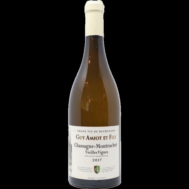 2017 Domaine Guy Amiot, Chassagne-Montrachet Vieilles Vignes, Burgundy, France