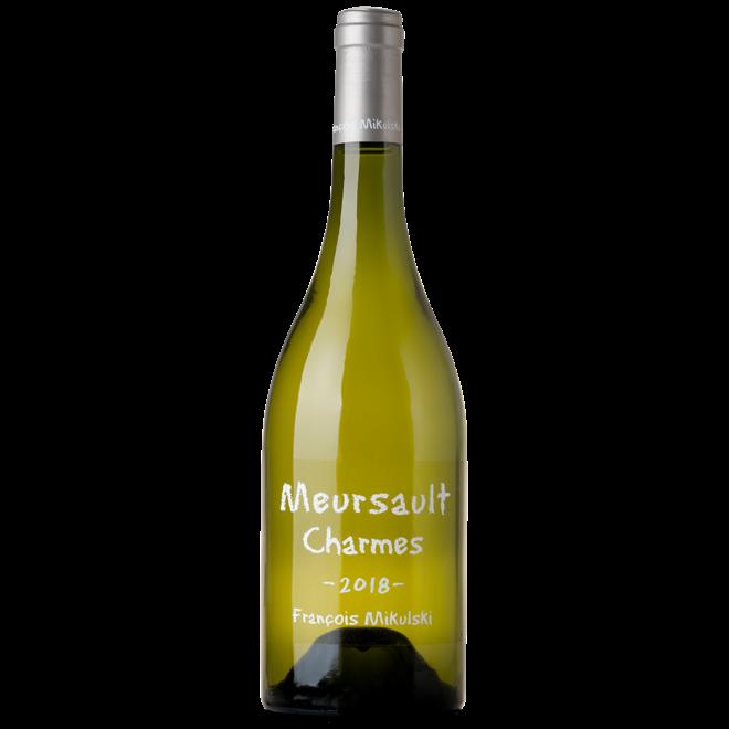2018 Domaine Francois Mikulski, Meursault 1er Charmes, Burgundy, France
