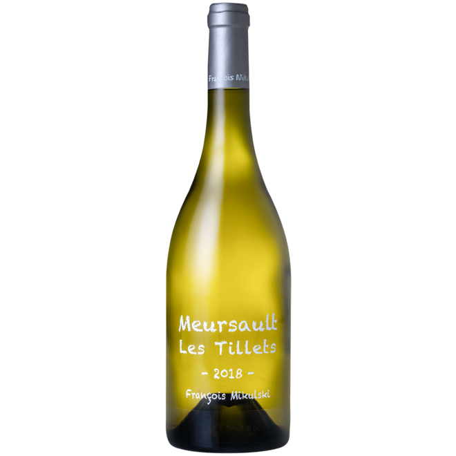 "2018 Domaine Francois Mikulski, Meursault ""Les Tillets"", Burgundy, France"