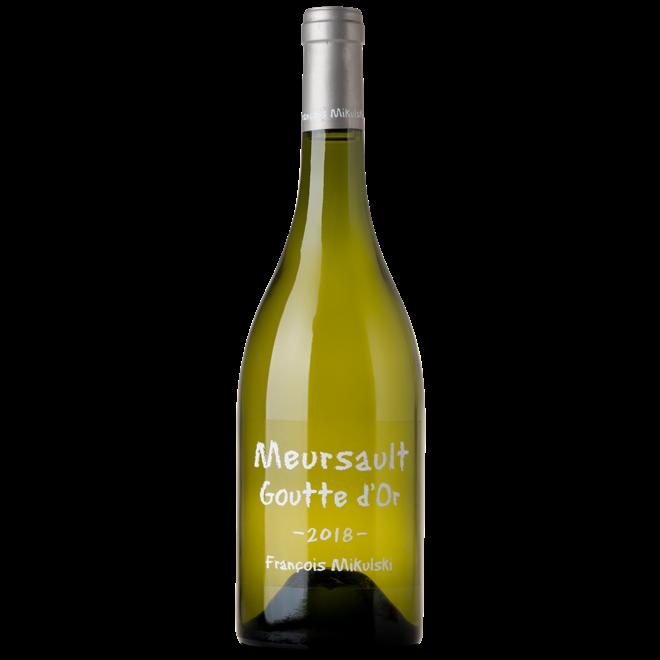 "2018 Domaine Francois Mikulski, Meursault 1er Cru ""Goutte D'Or"" , Burgundy, France"
