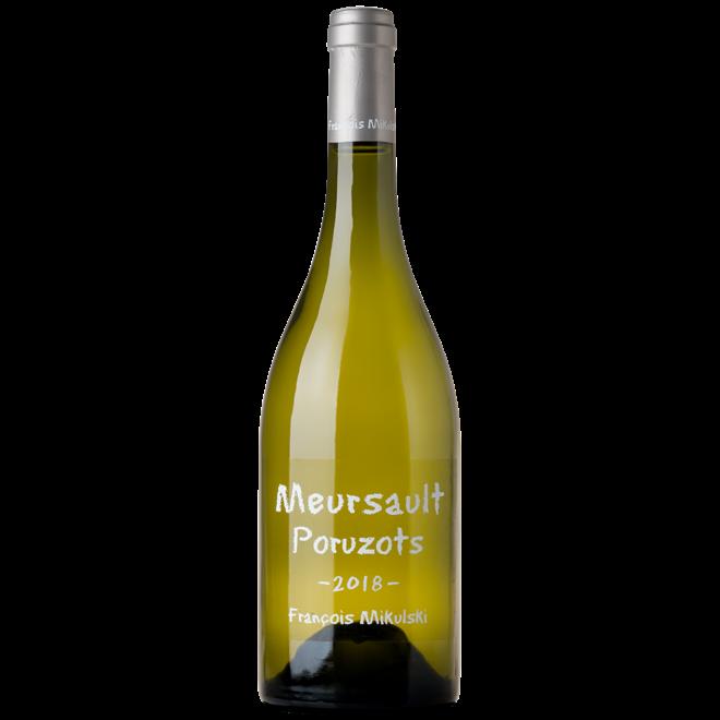 2018 Domaine Francois Mikulski, Meursault 1er Cru Les Poruzots, Burgundy, France
