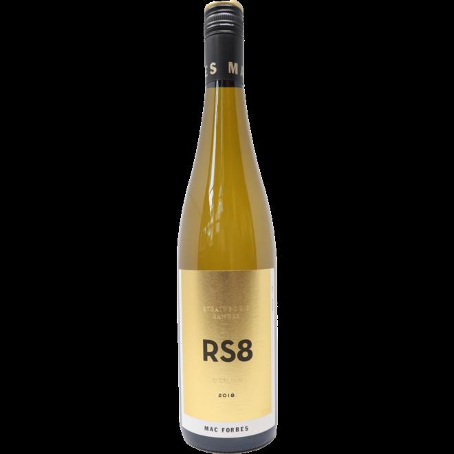 2018 Mac Forbes 'RS8' Riesling, Strathbogie Ranges, Australia