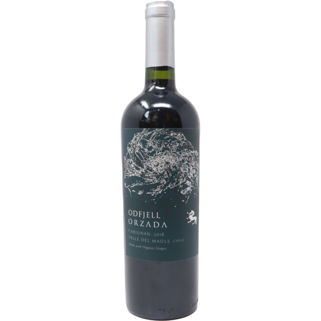 2018 Odfjell Vineyards Orzada Carignan, Maule Valley, Chile