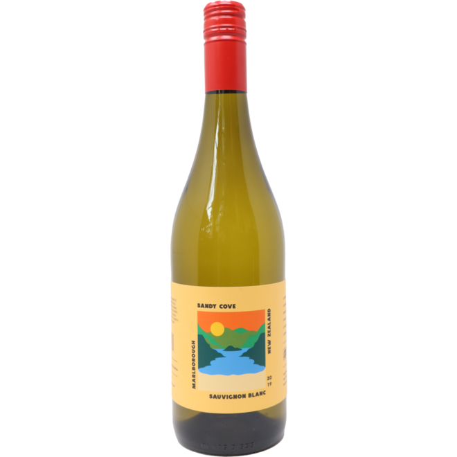 2019 Sandy Cove  Sauvignon Blanc, Marlborough, New Zealand