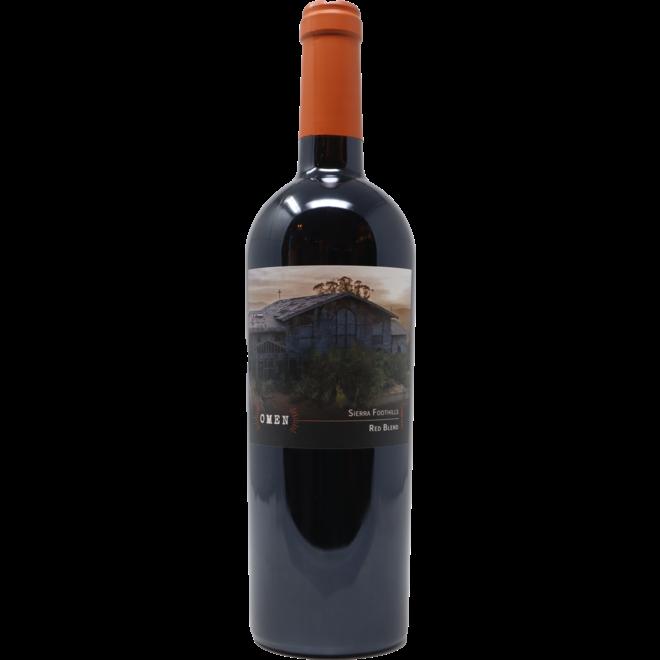 2017 Atlas Wine Co. Omen Red Blend, Sierra Foothills, California, USA