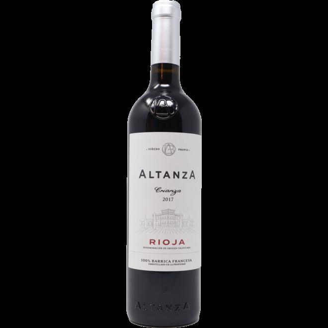 2017 Bodegas Altanza, Lealtanza Rioja Crianza, Rioja, Spain