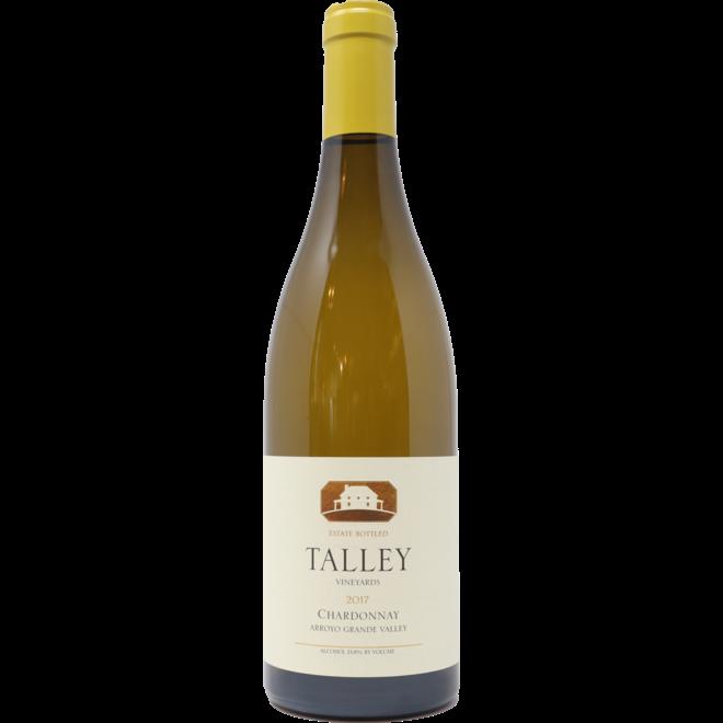 2017 Talley Chardonnay, Arroyo Grande Valley, Central Coast,California