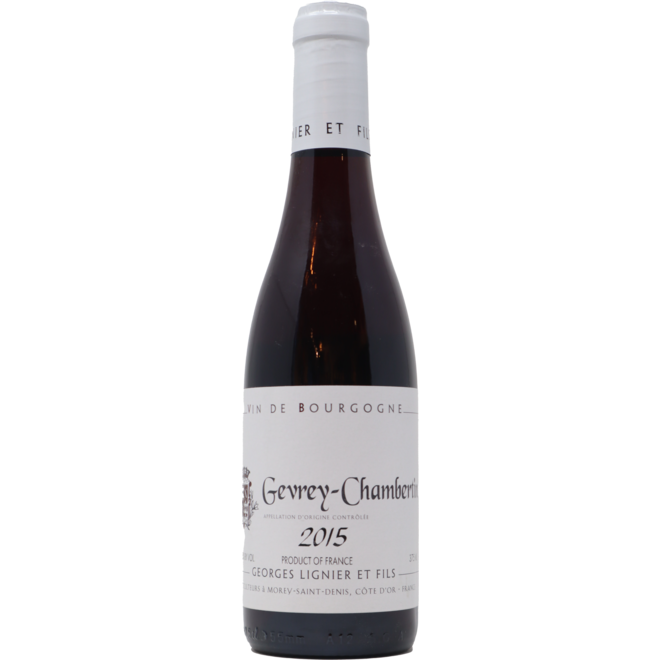 2015 George Lignier Gevrey-Chambertin, Burgundy, France 375ml
