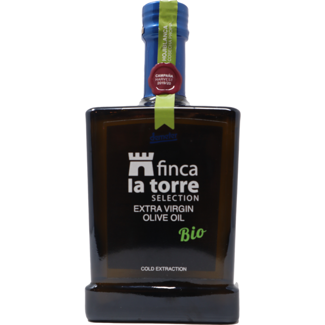 Finca La Torre 'Hojiblanca' EVOO, Spain 500ml
