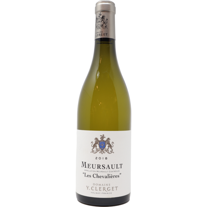 "2018 Domaine Yvon Clerget Meursault ""Les Chevalieres"", Burgundy, France"