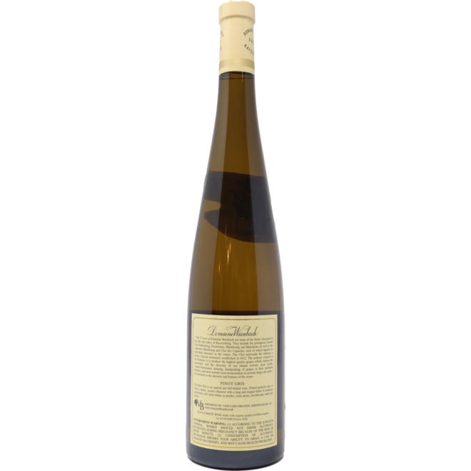 "2017 Domaine Weinbach Pinot Gris ""Altenbourg"" Alsace, France"