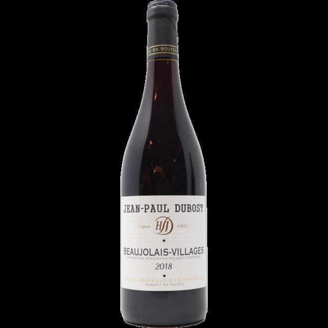 2018 Domaine Jean-Paul Dubost Beaujolais-Villages, France