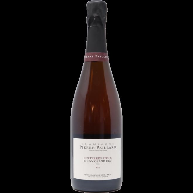 "NV Pierre Paillard ""Les Terres Roses"" Brut Rose, Bouzy Grand Cru, Champagne, France"