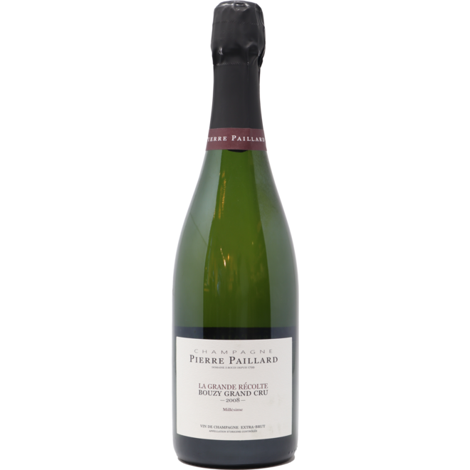 "2008 Pierre Paillard ""La Grande Récolte"" Millesime Extra Brut Bouzy Grand Cru, Champagne, France"